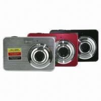 Wholesale 12MP Digital Camera with 2.7-inch LTPS Screen, Anti-shake and Face Tracking from china suppliers