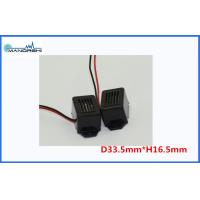 Wholesale 400Hz Black Mechanical Mini Tone Circui Buzzer With Wire Audio Signalling Device from china suppliers