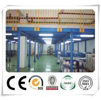 Wholesale Durable Cold Formed Steel Sections Warehouse Storage Steel Platform Racking from china suppliers