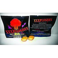 Wholesale XXXPLOSION Herbal Male Enhancement Improve Sexual Energy Control Ejaculation from china suppliers