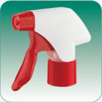 Trigger sprayer with different nozzles