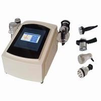 Wholesale Ultrasound 40KHZ and vacuum Bipolar RF handle cavitation slimming machine from china suppliers