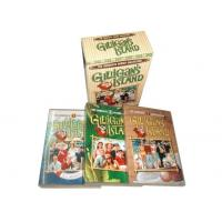 Wholesale DVD Movie Box Sets Gilligan's Island the Complete series 17DVD DTS Cover from china suppliers