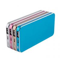 Wholesale ABS Cell Phone External 4000mAh Rectangle Power Bank Of Li-polymer Battery from china suppliers