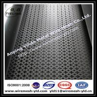Wholesale decorative metal mesh for cabinets,food  shelf from china suppliers