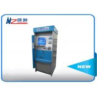 Wholesale High Brightness Card Dispenser Kiosk With ID Card Scan Issuing For Hotel Check In from china suppliers