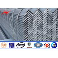 Wholesale Iron Weights 50 * 50 * 5 Galvanized Angle Steel For Containers Warehouses from china suppliers