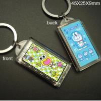 Wholesale Acrylic Solar Led Keychain Promotional Gifts from china suppliers