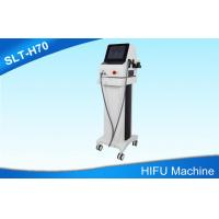 Wholesale Foucsed Ultrasound HIFU Skin Tightening / Wrinkle Removal / Facial Lift Machine from china suppliers