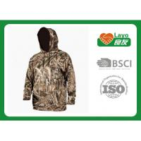Wholesale L-202 Digital Camo Sweatshirt , Camouflage Hooded Sweatshirts OEM Accepted from china suppliers