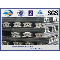 Wholesale Heavy Plain Steel Crane Rail With Precision rolling Raw material from china suppliers