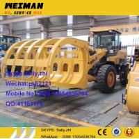 Wholesale brand new sdlg 958 wheel loader with grass grapple, lg 958 wheel loader, chinese construction from chinese supplier from china suppliers