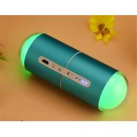 Wholesale 5000mA Blue Portable Mobile Power Bank / Charging Power Bank With LED Lamps from china suppliers