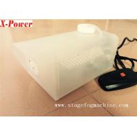 Quality Endurable Transparent Material Mini 3 In 1 RGBY LED Fogger Stage Smoke Machine   X-025A for sale