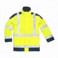 Wholesale Disposable Work Wear, Made of Spandex/Polyester Materials, Customized Logos Welcomed from china suppliers