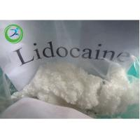 Wholesale Pain Killer Lidocaine Local anesthetic white powder for relieve 137-58-6 from china suppliers