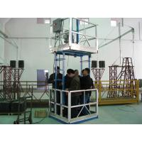 Wholesale 600kg Rated Capacity Suspended Elevators Installation Platform from china suppliers