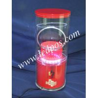 Wholesale Ducados Tobacco Turntable Stand Cigarette Rotating Display Case from china suppliers