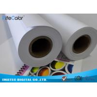 Wholesale Inkjet Matte PP Synthetic Paper , Poster Tear resistant Paper 8mil Thickness from china suppliers