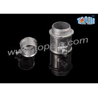 Quality EMT Conduit And Fittings Zinc / Aluminum / Zinc-plated Steel Connector Professional for sale
