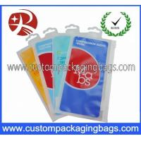 Wholesale CPE , LDPE , OPP Colorful Printed Plastic Hanger Bags For Stockings from china suppliers