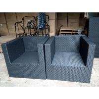Quality 2016 High Quality Popuplar Modern PP rattan sofa/ outdoor funitures for sale