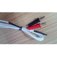 Wholesale Universal stable Multimeter Test Lead Banana – Shape Red & Black customized from china suppliers