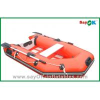 Wholesale Commercial Red PVC Inflatable Boats Custom Inflatable Product from china suppliers