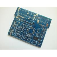 Wholesale 1.6mm FR4 SMT PCB with HASL surface finish and gold finger for automobile application from china suppliers
