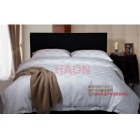 Buy cheap Luxury Commercial Bed Linens Comfortable Cotton Bedding Sheets from wholesalers