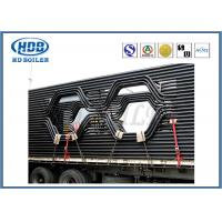 Wholesale Power Station CFB Boiler Membrane Water Wall For Cooling TUV Certification from china suppliers