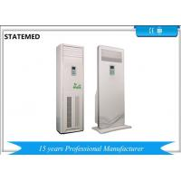 China Cabinet Ozone / UV Air Disinfection Machine 22KG With Sterilization Rate 99% on sale