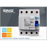 Wholesale CE / CB Certifcate F364 RCCB / RCD Earth leakage circuit breaker / RCBO from china suppliers
