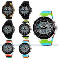Wholesale Multifunction Sport Watch Branded Logo Colorful Strap Unisex Watch from china suppliers