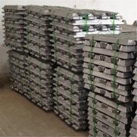 Wholesale AlB AlTi AlSc AlTiB AlMn AlCr AlSi Aluminium Master Alloy With Hot Rolling from china suppliers