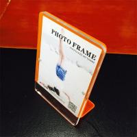 Wholesale High quality acrylic photo frame business gift from china suppliers