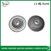 Wholesale Natural Rubber Engine Mounts Black Spare Parts For Excavator 6D31 from china suppliers