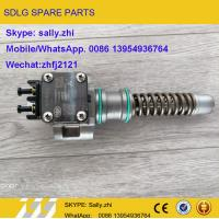 Buy cheap SDLG  injection pump, 4110001009024, sdlg spare parts  for SDLG wheel loader LG958L from wholesalers