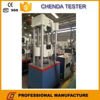 Quality 1000kn Hydraulic Universal Testing Machine +Steel Rebar Tensile Strength Testing Machine for sale
