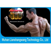 Wholesale Raw Hormone Stanozolol Cutting Cycle Steroids Winstrol CAS 10418-03-8 for Muscle Gaining from china suppliers