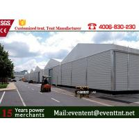 Wholesale Aluminum Alloy Material Clear span Outdoor Tent Waterproof 50m For Temporary Storage from china suppliers