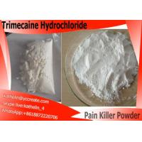 Wholesale Pharma Trimecaine Hydrochloride Local Anesthesia Drugs CAS 1027-14-1 from china suppliers