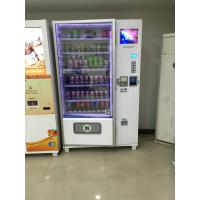 Wholesale Big Drink And Snack Office / Gym Use Combination Vending Machine Vendor from china suppliers