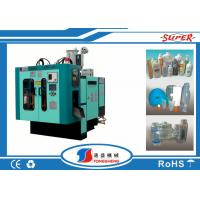 Wholesale PP HDPE Blow Molding Machine PLC Siemens Controlled 50MM Screw Diameter from china suppliers