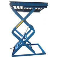 Wholesale 2m Lifting Height and 2.5t Loading Stationary Scissor Lift from china suppliers