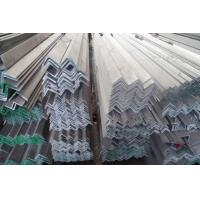 Wholesale AISI ASTM 304 Hot Rolled Stainless Steel Angle Bars For Vehicles , Construction from china suppliers