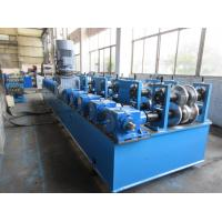 Wholesale 15 stations Guard Rail Roll Forming Machine with convey 2.0 - 4.2mm from china suppliers