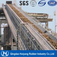 Buy cheap DIN/JIS/RAM/Sans Standard Multiplies Ep Conveyor Belt  low abrasion and high tensile strength ISO9001 and CO/FORMA/FORME from wholesalers
