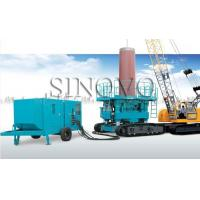 Wholesale Powered Hydraulic Casing Rotator No Noise With Cummins Engine from china suppliers