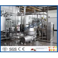 Wholesale 20000LPD Milk Processing Butter Making Equipment For Dairy Processing Plant from china suppliers